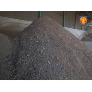 Chicken manure for mushroom growth